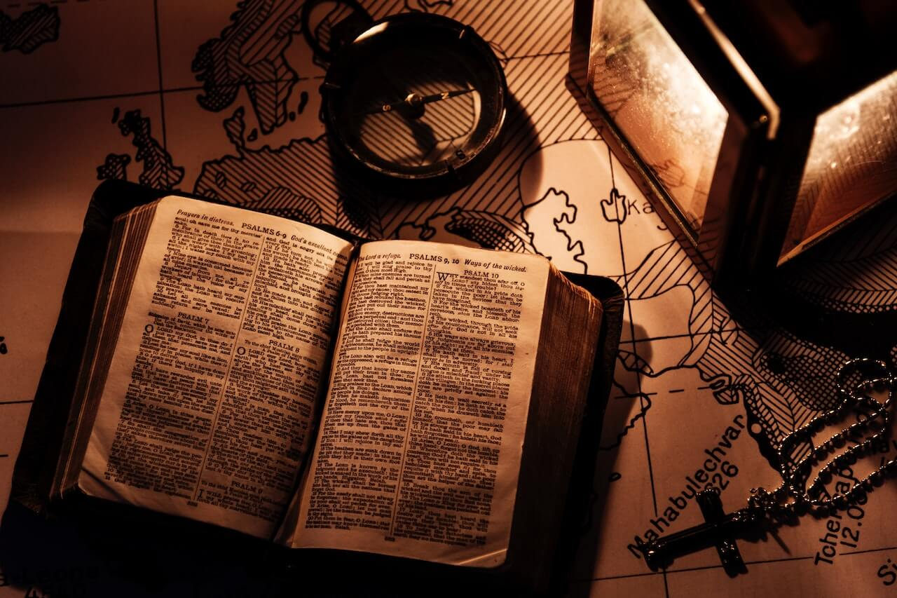 Secret Ingredient to Accomplishing Goals is the Bible