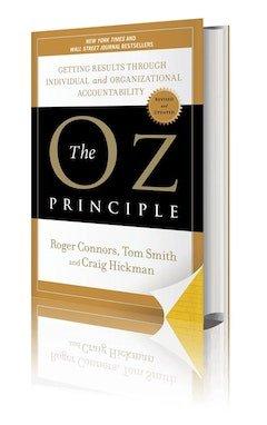 Image of The Oz Principle Book