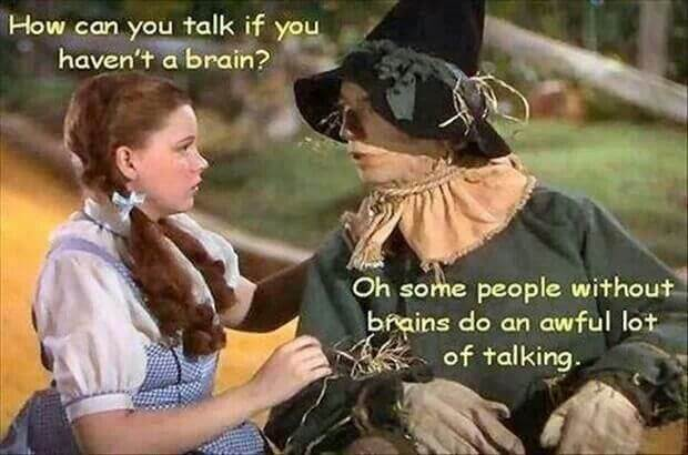 Dorthy and Scarecrow - Oz Principle Book Review